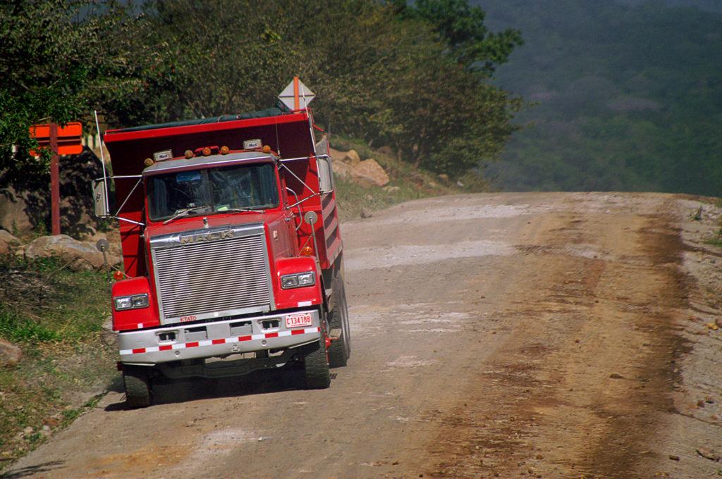Costa Rica Truck