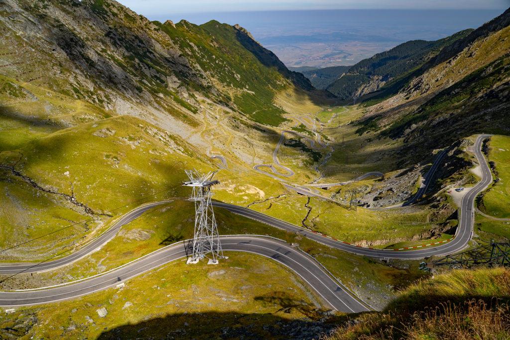 Rumänien Transfagarasan