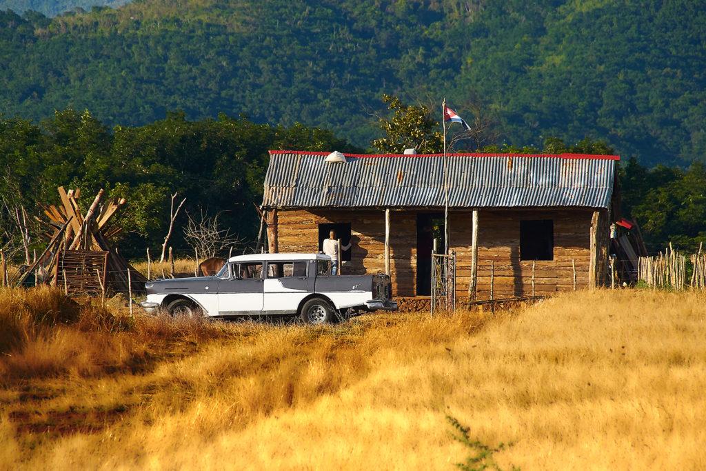 Kuba Hütte